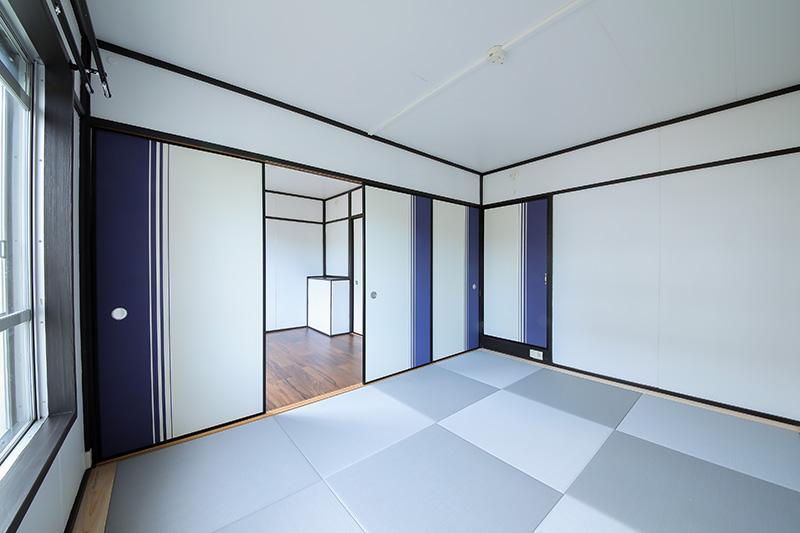 Basic seriesの茶山台団地の2住戸が本日より申込受付中です。